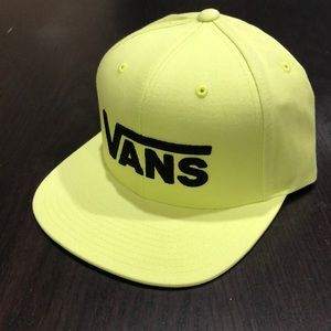 Vans Drop VII Snapback Hat